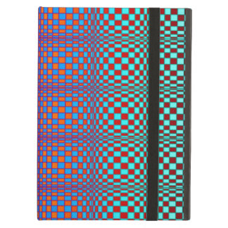 Abstract Squares 3 iPad Air Covers