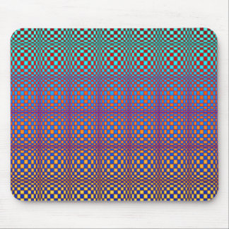 Abstract Squares 3 Mouse Pad