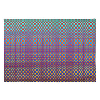 Abstract Squares 3 Placemat