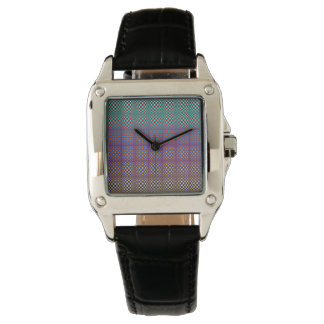 Abstract Squares 3 Watch
