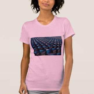 Abstract Stadium seats Tee Shirt