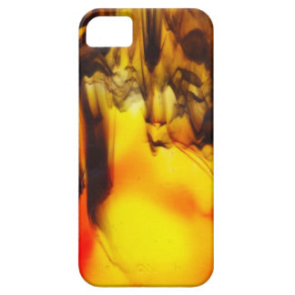 Abstract stained glass barely there iPhone 5 case