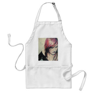 Abstract Standard Apron