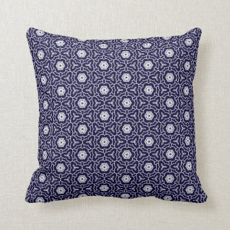Abstract star shape pattern throw pillow throw cushions