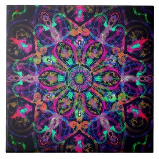Abstract Star Tile