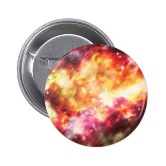 Abstract Starry Background 5 6 Cm Round Badge