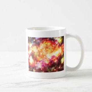 Abstract Starry Background 5 Coffee Mug