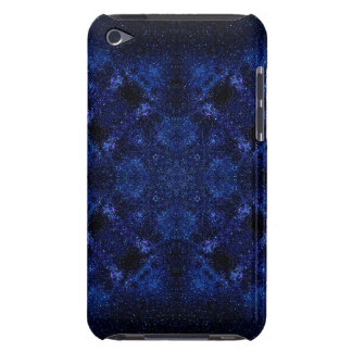 Abstract Starry Sky Barely There iPod Cases