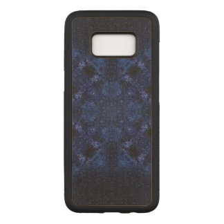 Abstract Starry Sky Carved Samsung Galaxy S8 Case