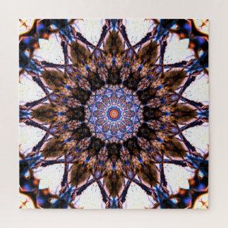 Abstract Stars | Mandala Art Jigsaw Puzzle