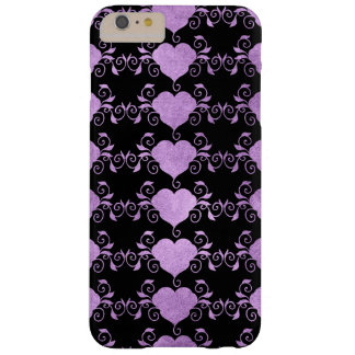 Abstract Steampunk Heart Barely There iPhone 6 Plus Case