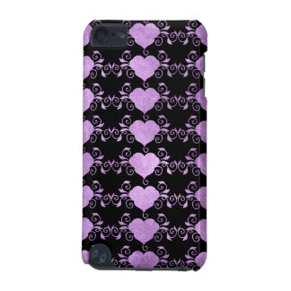 Abstract Steampunk Heart iPod Touch 5G Cases