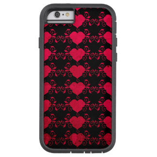 Abstract Steampunk Heart Tough Xtreme iPhone 6 Case