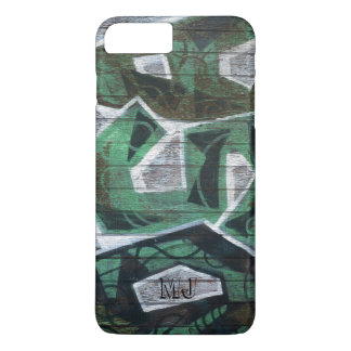Abstract Street Graffiti iPhone 7 Plus Case