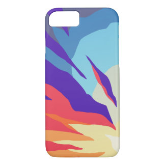 Abstract Sunset Phone Case