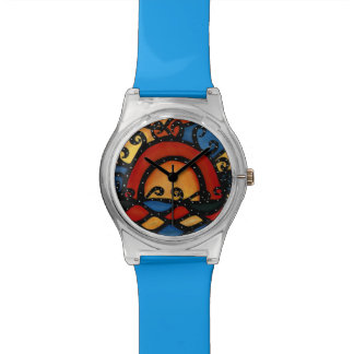 Abstract Sunset Watch
