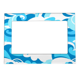 Abstract surf waves magnetic frame