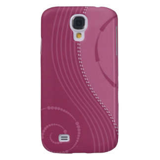 Abstract Swirl  Galaxy S4 Case