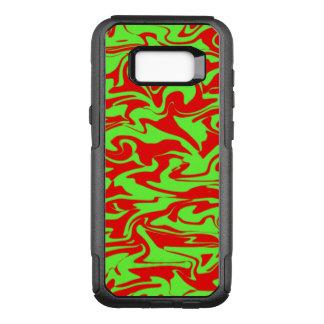 Abstract Swirl OtterBox Commuter Samsung Galaxy S8+ Case