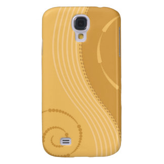 Abstract Swirl  Samsung Galaxy S4 Cover