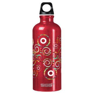 Abstract Swirl SIGG Traveller 0.6L Water Bottle