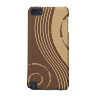 Abstract  Swirls iPod Case