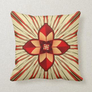 Abstract symbolism cushion