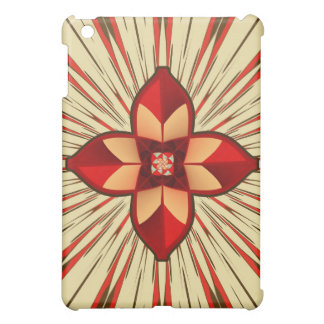 Abstract symbolism iPad mini cover