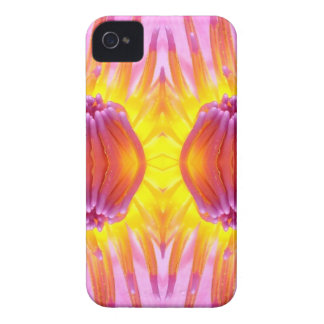 Abstract symmetrical Lotus Case-Mate iPhone 4 Case