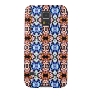Abstract Symmetrical Pattern Case For Galaxy S5