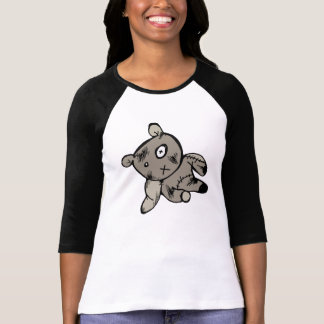 Abstract Teddy T-Shirt