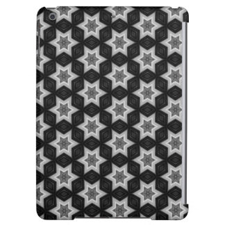 Abstract texture iPad air cover