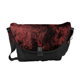 Abstract texture messenger bags