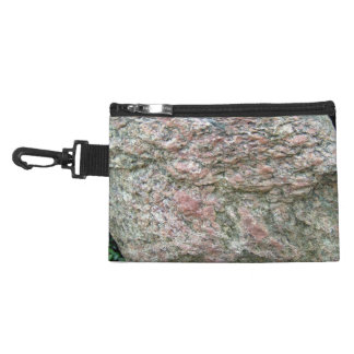 Abstract texture of Isolated Rock Accessory Bag