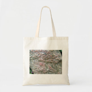Abstract texture of Isolated Rock Tote Bag