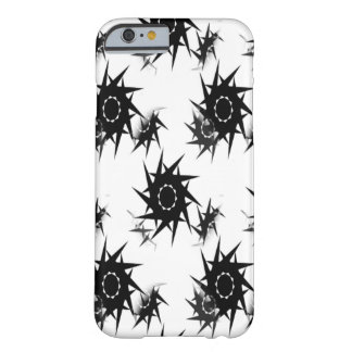 Abstract thorny design i-phone case barely there iPhone 6 case