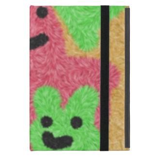 abstract three face pattern iPad mini cases