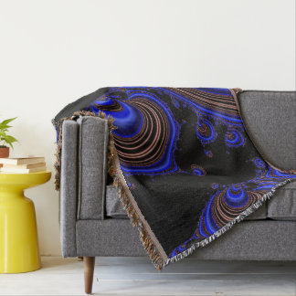 ABSTRACT THROW BLANKET HAVIC ACD