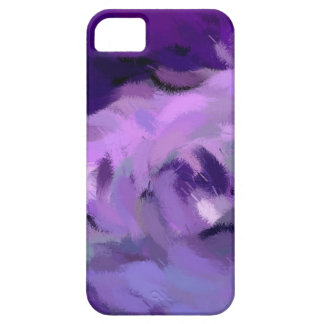 Abstract Tidal Wave iPhone 5 Cover