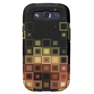 Abstract Tile Pattern - Samsung Galaxy S3 Case