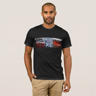 abstract transition T-Shirt