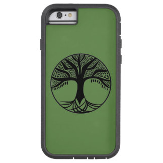 Abstract Tree of Life iPhone 6 Case
