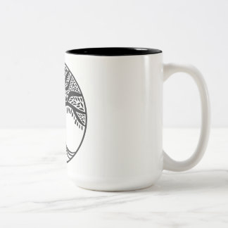 Abstract Tree of Life Mug