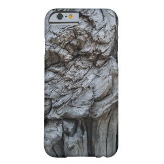 Abstract Tree Trunk Texture Barely There iPhone 6 Case