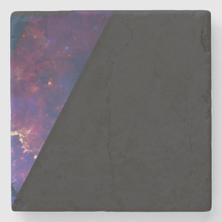Abstract triangle coaster