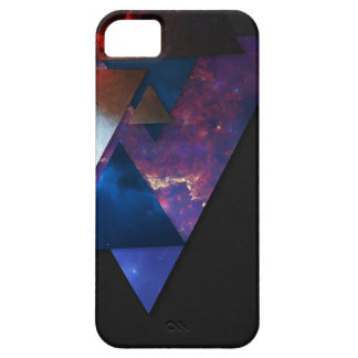 Abstract triangle iphone iPhone 5 case