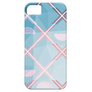 Abstract triangulate XOX Design iPhone 5 Cover
