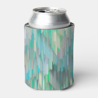 Abstract Trippy Can Cooler