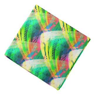 Abstract Tropical Bandana