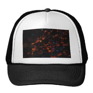 abstract trucker hat